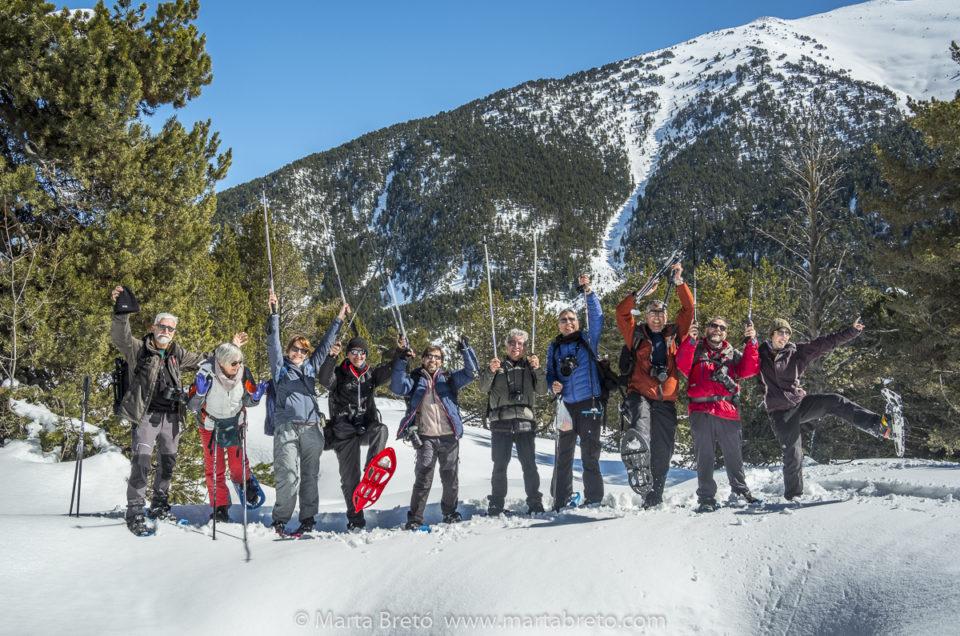 Phototrekking d'hivern 2018: Crònica i fotos
